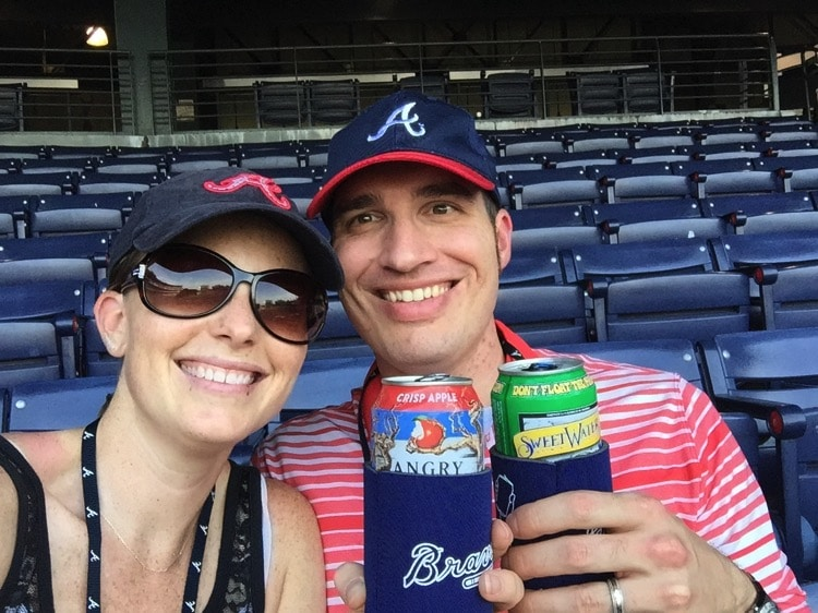 Date Night at the Ball Park | Mommy and Me Monday | 343rd ed