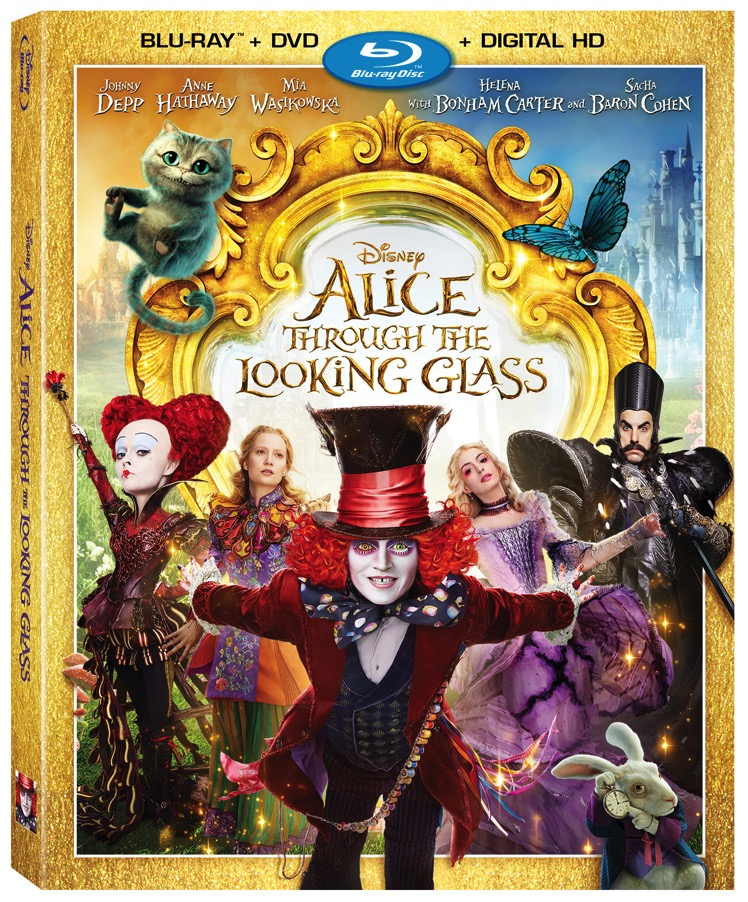 Alice Through the Looking Glass Printables and Activities