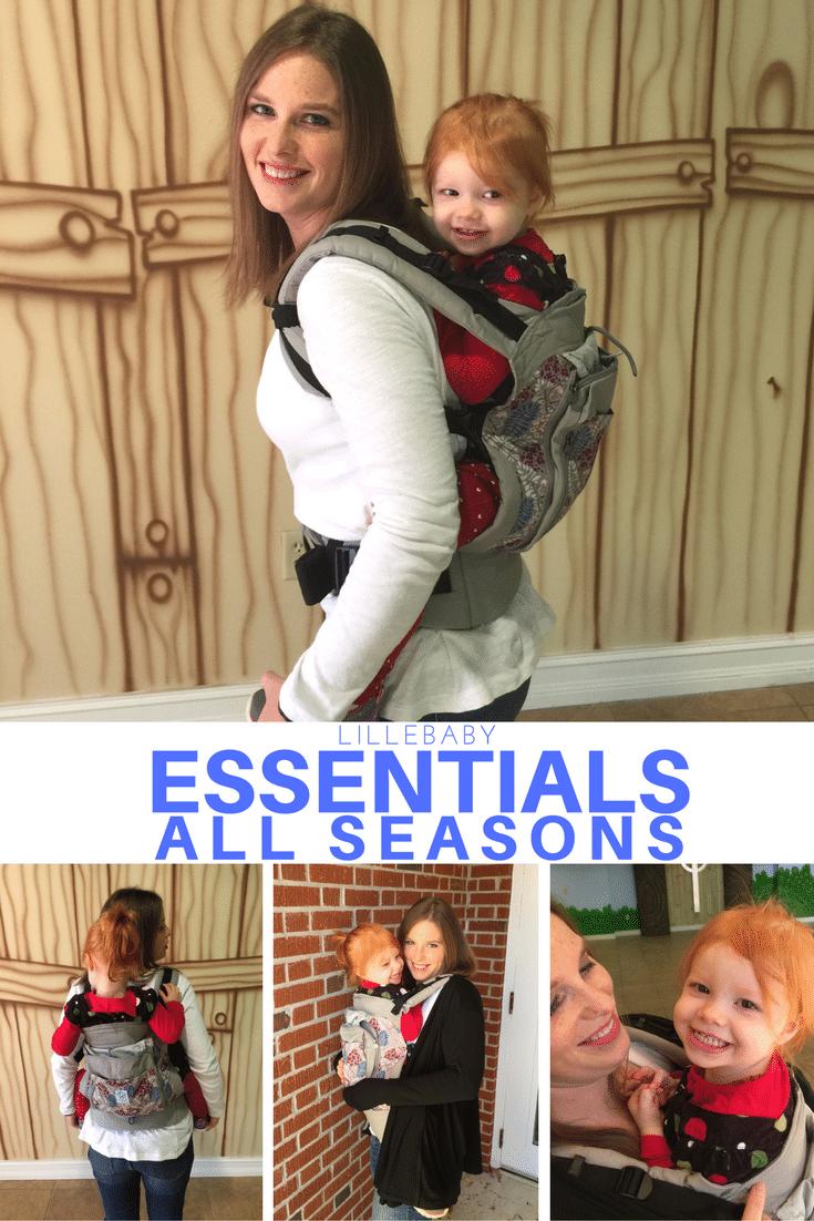 LILLEbaby essentials all season