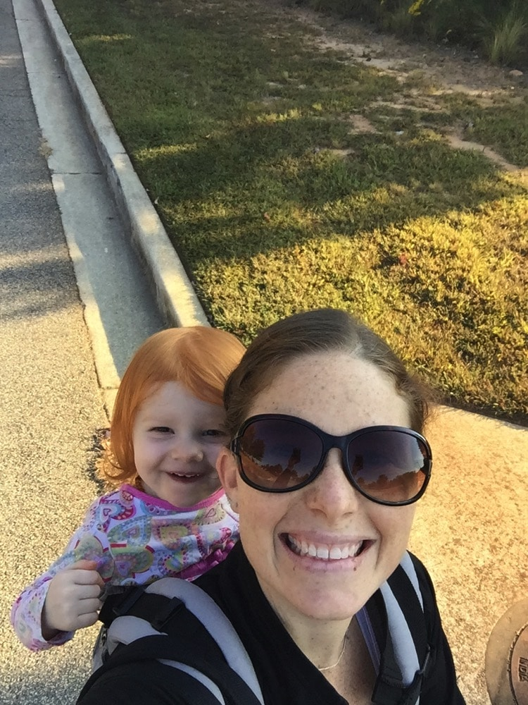 Mommy and Me Monday | Busy week