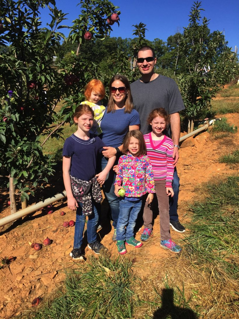 It's Apple Picking Time | Mommy and Me Monday | 346th ed
