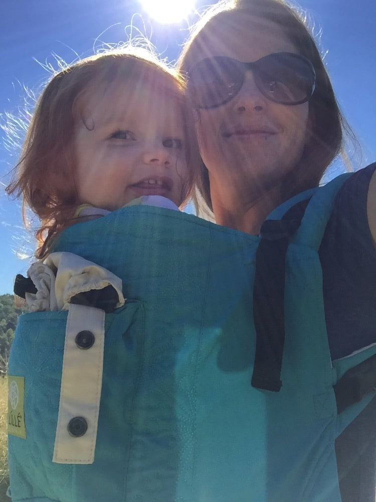 Mommy and Me Monday at Mercier Orchard
