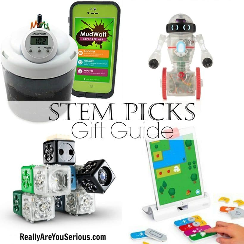 STEM Activities for Kids: A Gift Guide