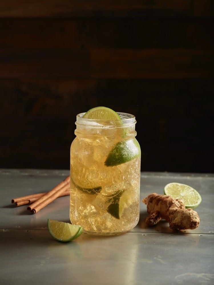 Spiced Cinnamon Mule Recipe