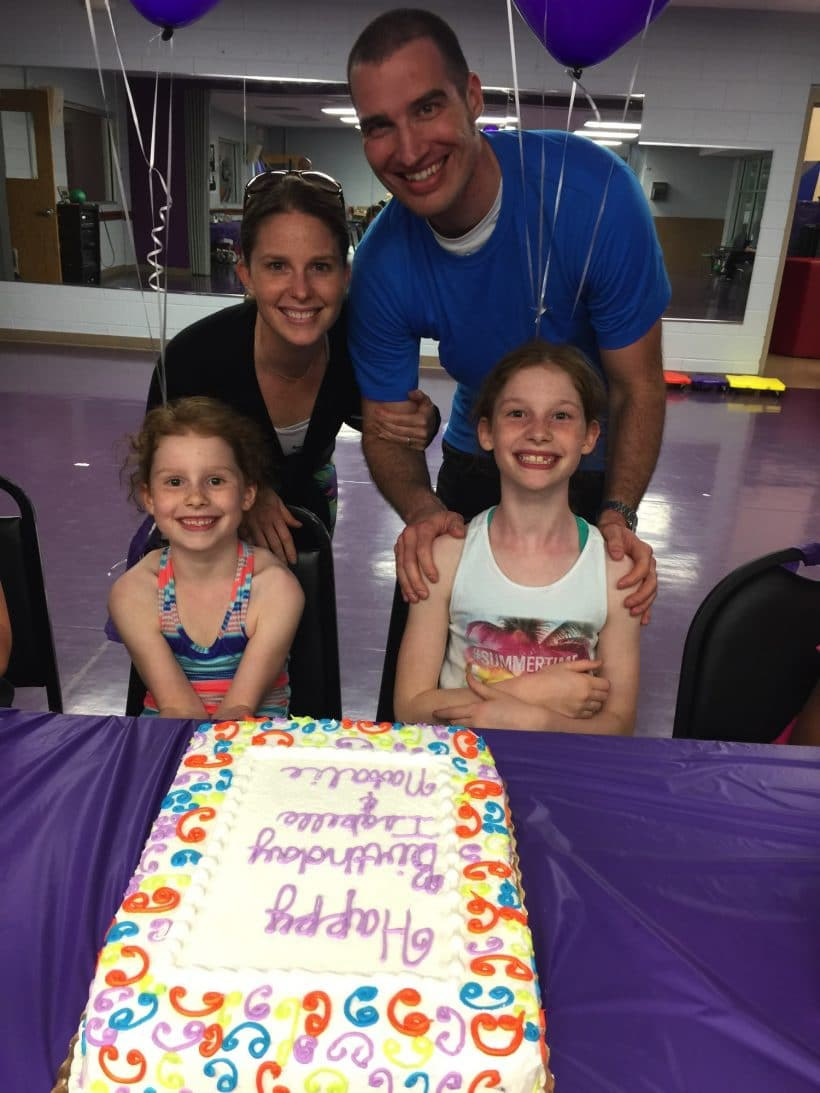 A Zumba Birthday Party | Mommy and Me Monday | 348th ed