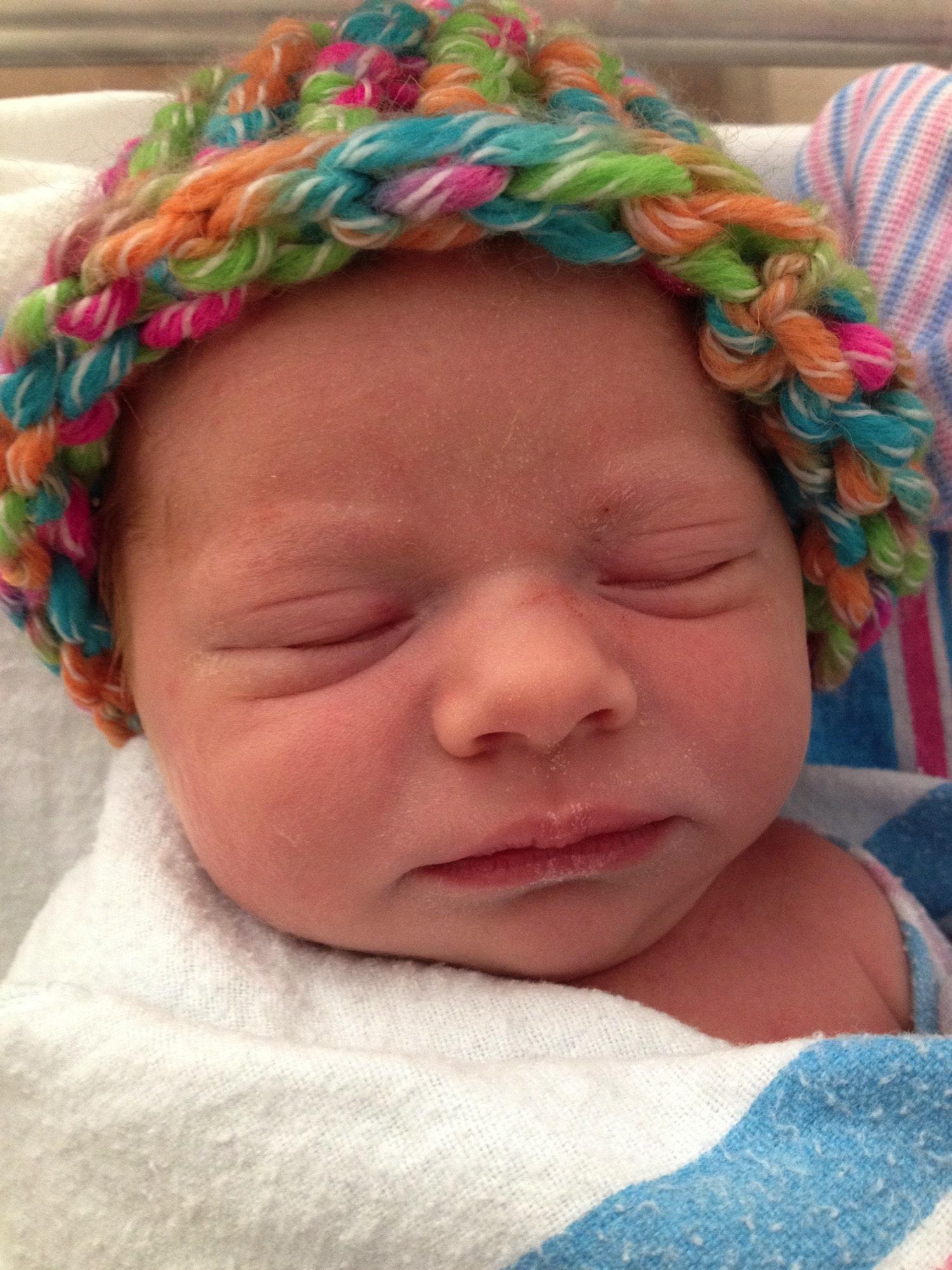 B newborn
