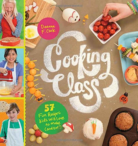Cooking Class Book