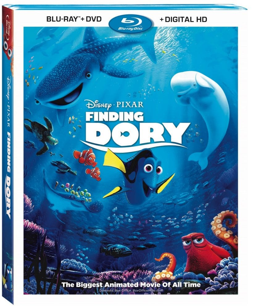 Hanks fun facts | Finding Dory {free notecard printables}