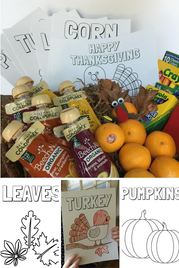 Happy Thanksgiving Free Printables