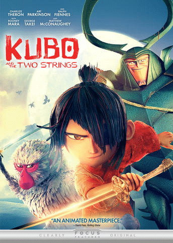 Kubo and The Two Strings on Blu-ray™ and DVD + Activities
