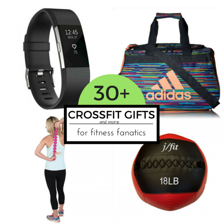 Over 30 of the best gifts for crossfit and fitness fanatics   A GIFT GUIDE