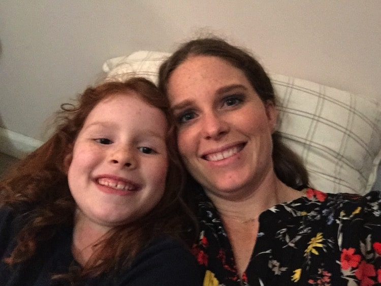 Lounging around | Mommy and Me Monday | 357th ed