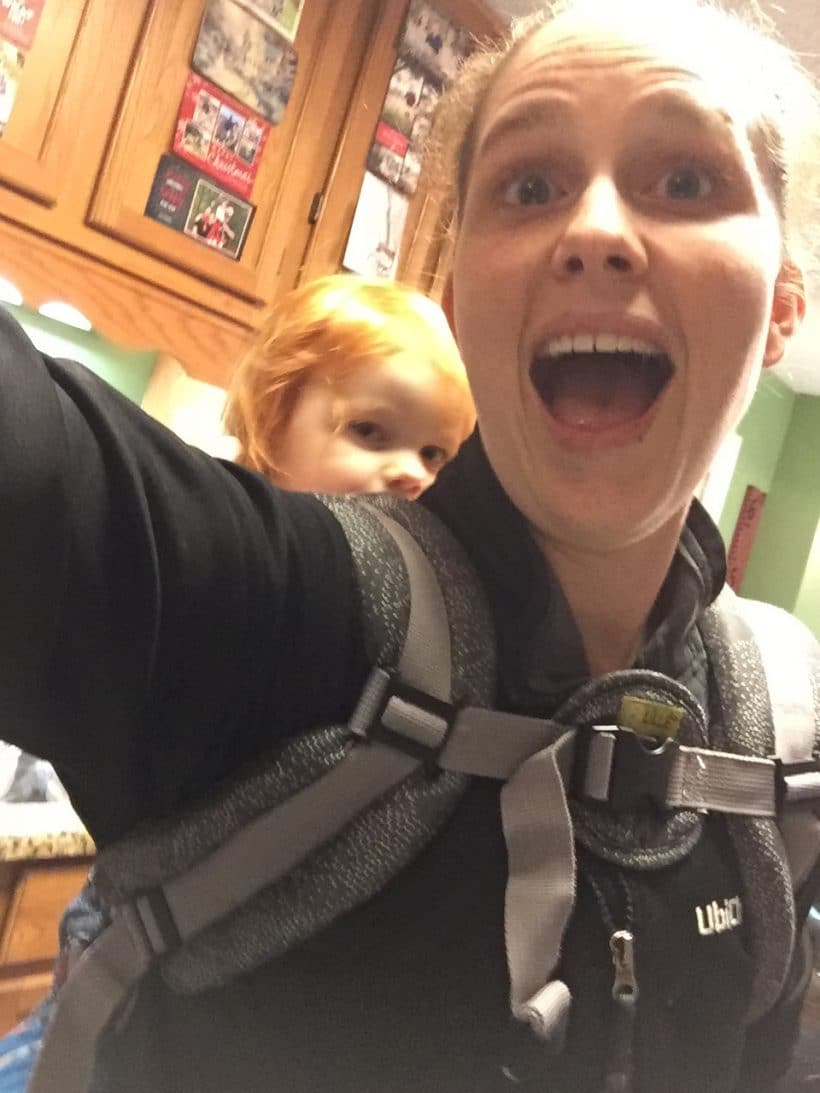Iced in | Mommy and Me Monday | 360th ed