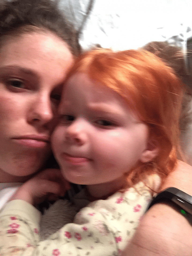 Snuggles | Mommy and Me Monday | 362nd ed