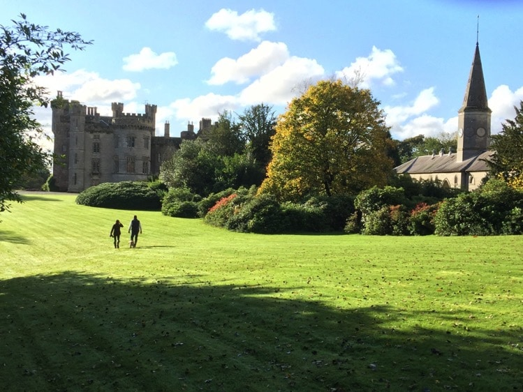 Duns Castle Beauty and the Beast Giveaway