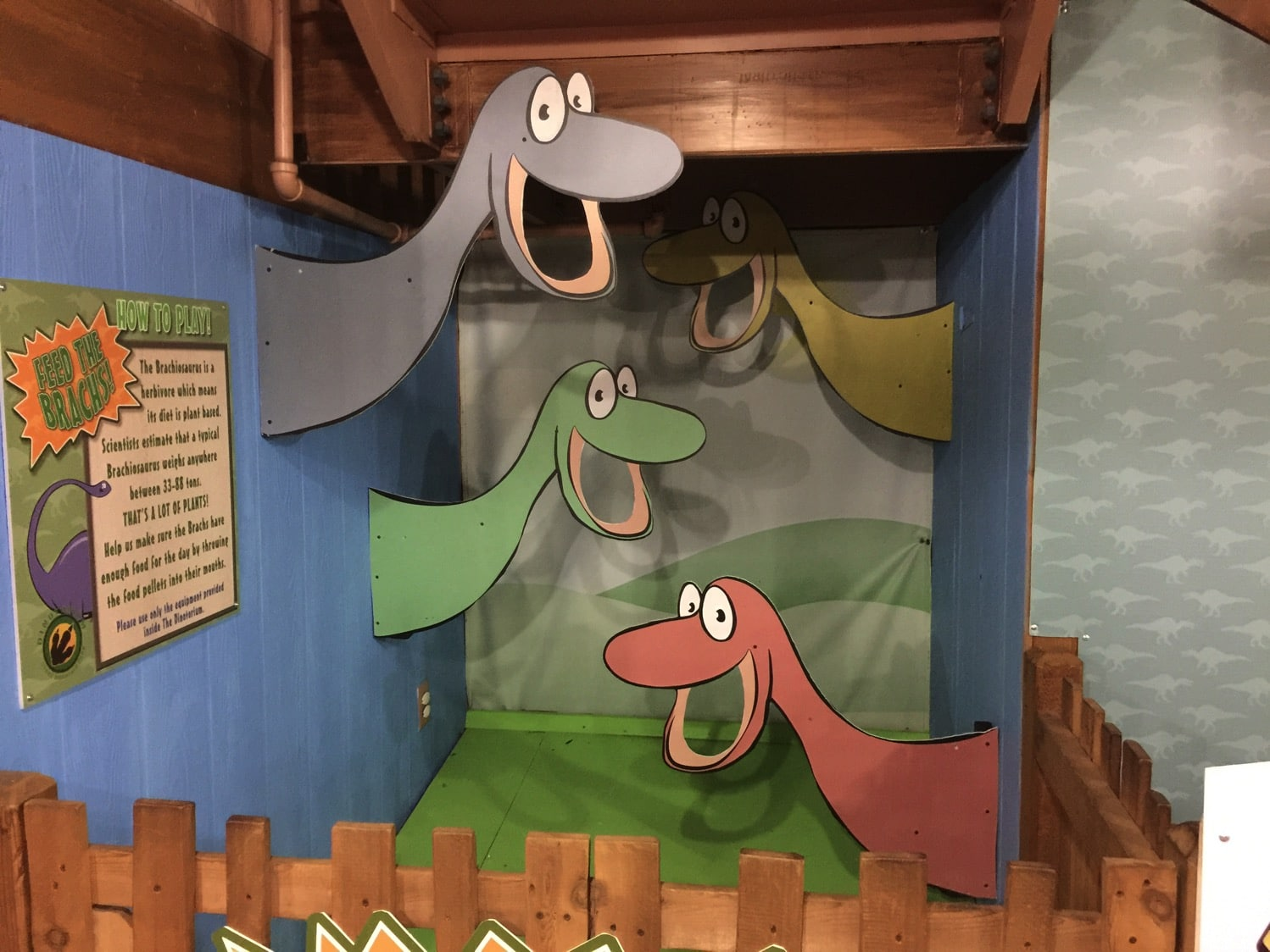 Dinosaur Explore at Stone Mountain mommy and me monday