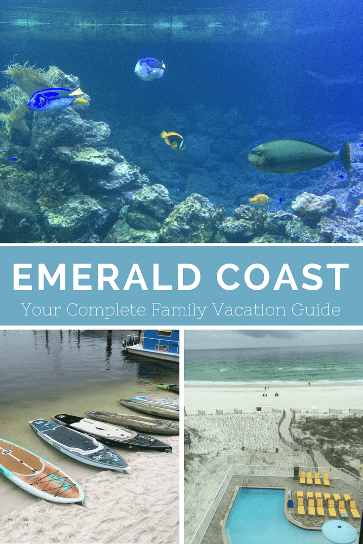 Emerald Coast Fun: Your Complete Family Vacation Guide