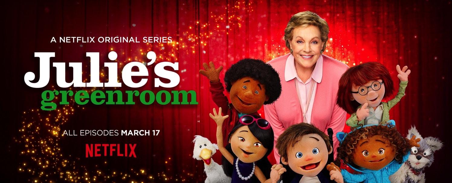 Julie's Greenroom on Netflix