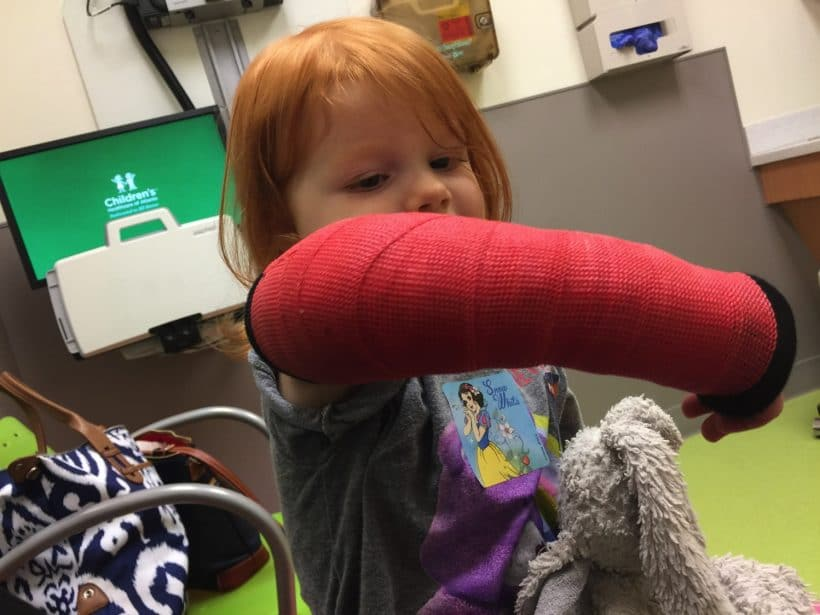 The Broken Arm: One of My Many Urgent Care Center Experiences