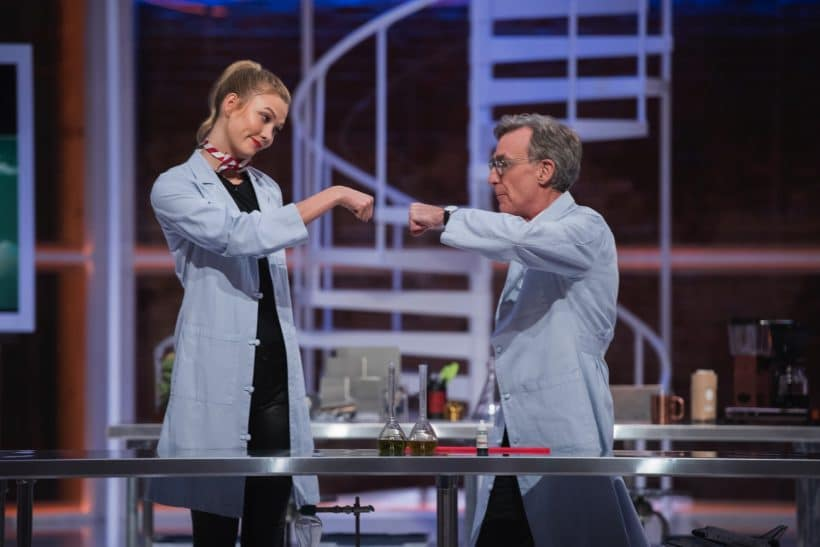 Bill Nye is Back and for grown ups!