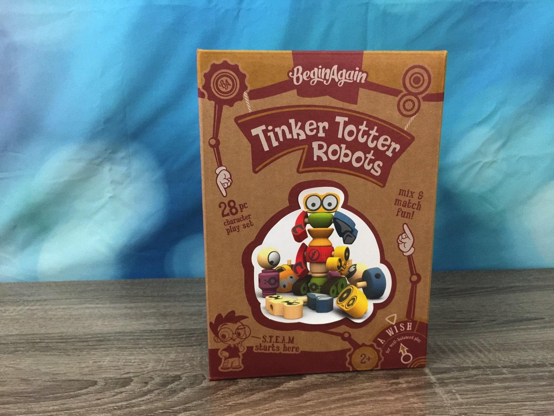 Tinker Totter Robots (Begin Again)