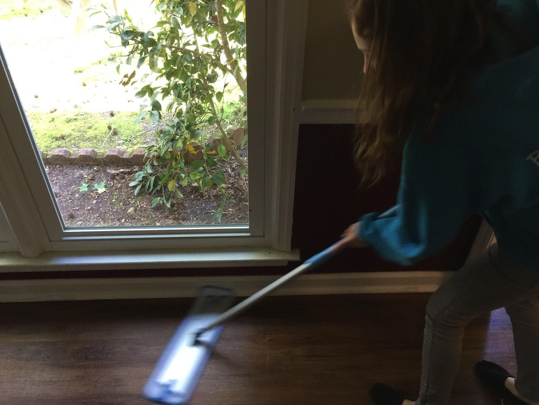 e-cloth mop
