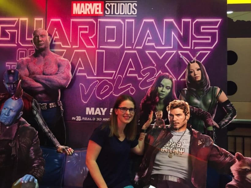 Should you take your kids to see Guardians of the Galaxy, vol 2?