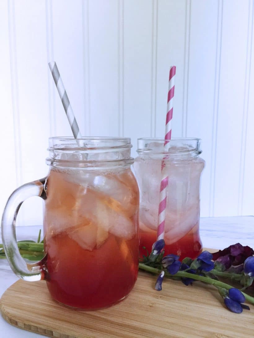 The Strawberry Cordial