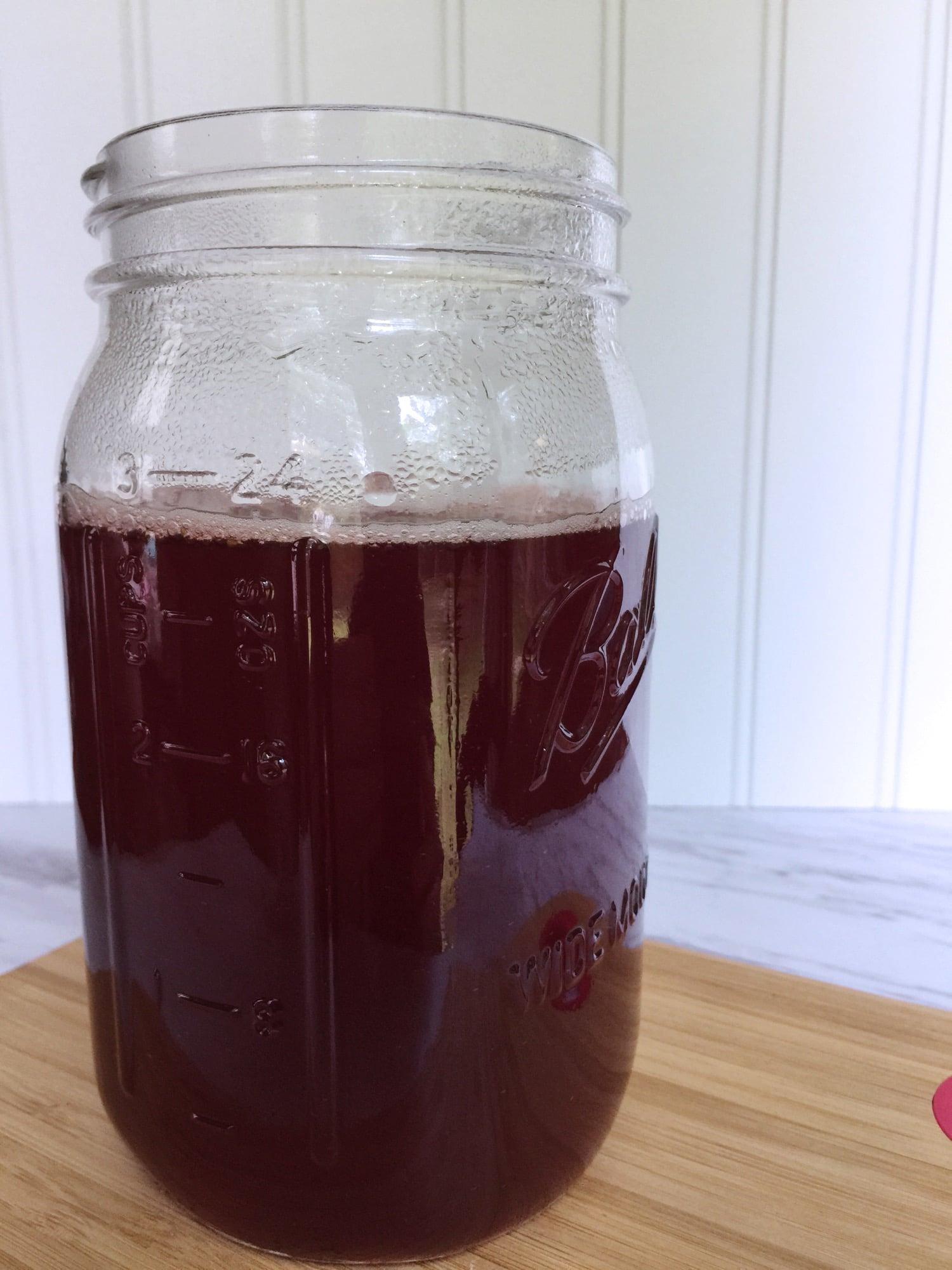strawberry cordial recipe