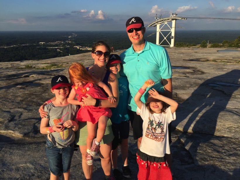 Stone Mountain Laser Show 2.0 | Mommy and Me Monday | 383rd ed