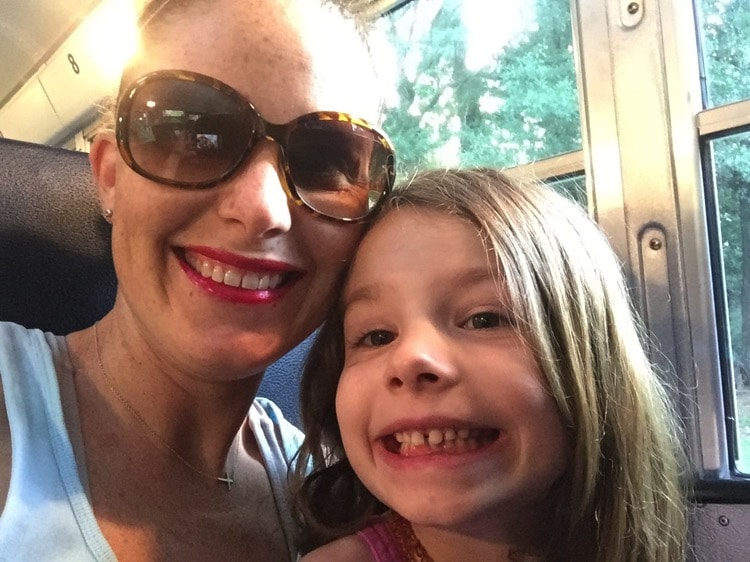 Bus ride-along mommy and me monday
