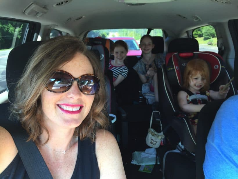 Post-Church Us-ies | Mommy and Me Monday | 392nd ed