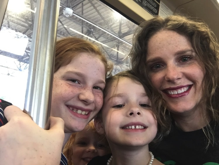 Planes, trains and automobiles | Mommy and Me Monday | 397th ed