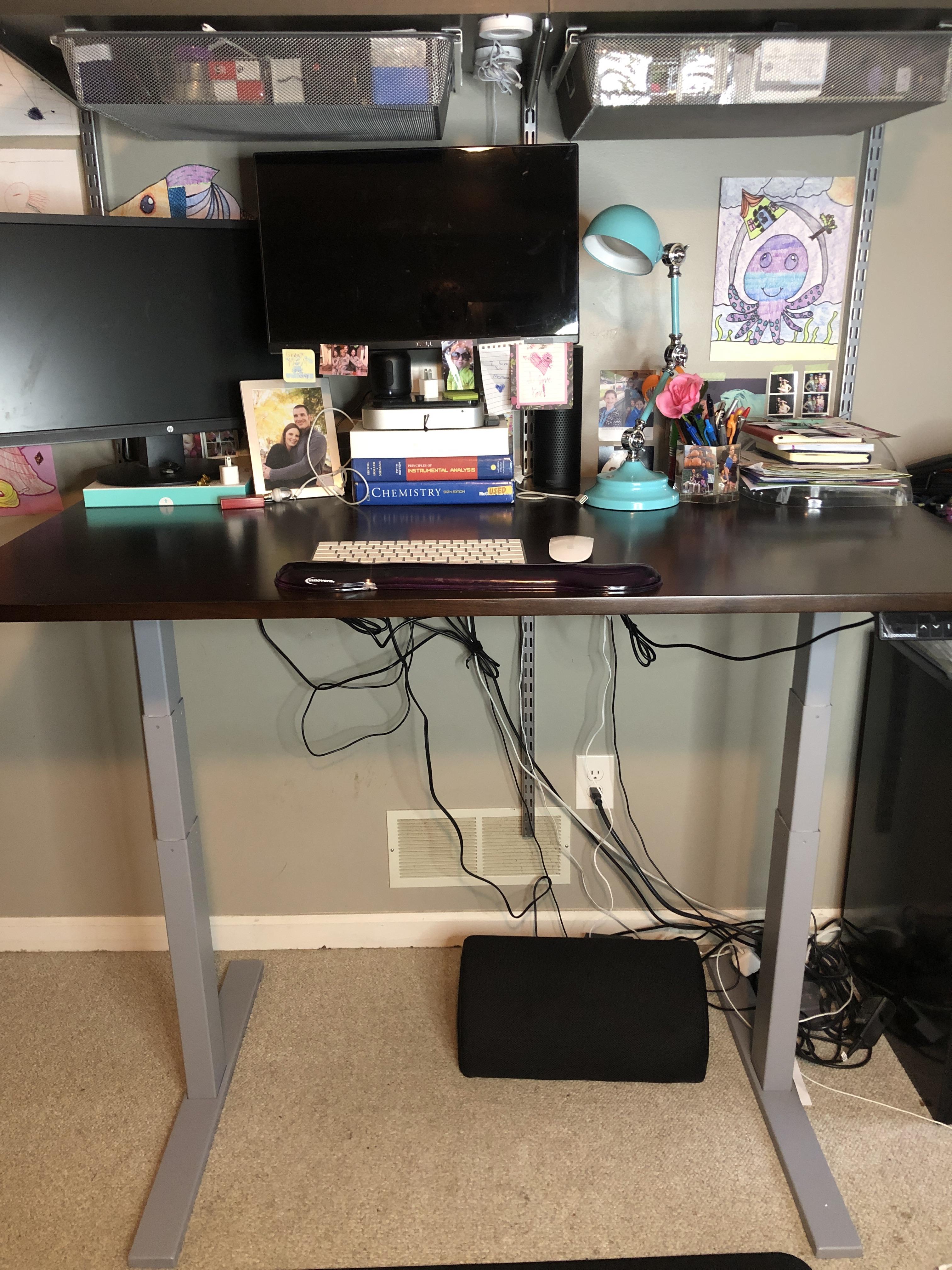 autonomous standing desk