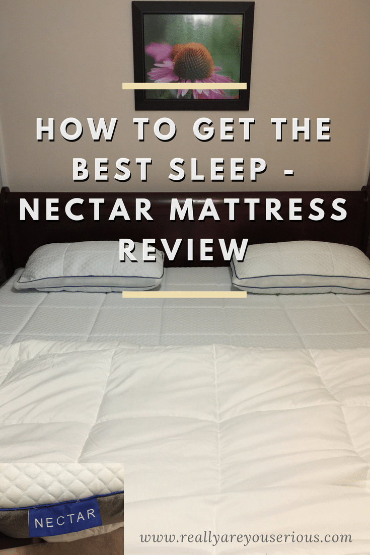Upgrading to a King with Nectar Mattress Review and American Blossom Linens Review | How to get the Best Sleep + Discount  [VIDEO]