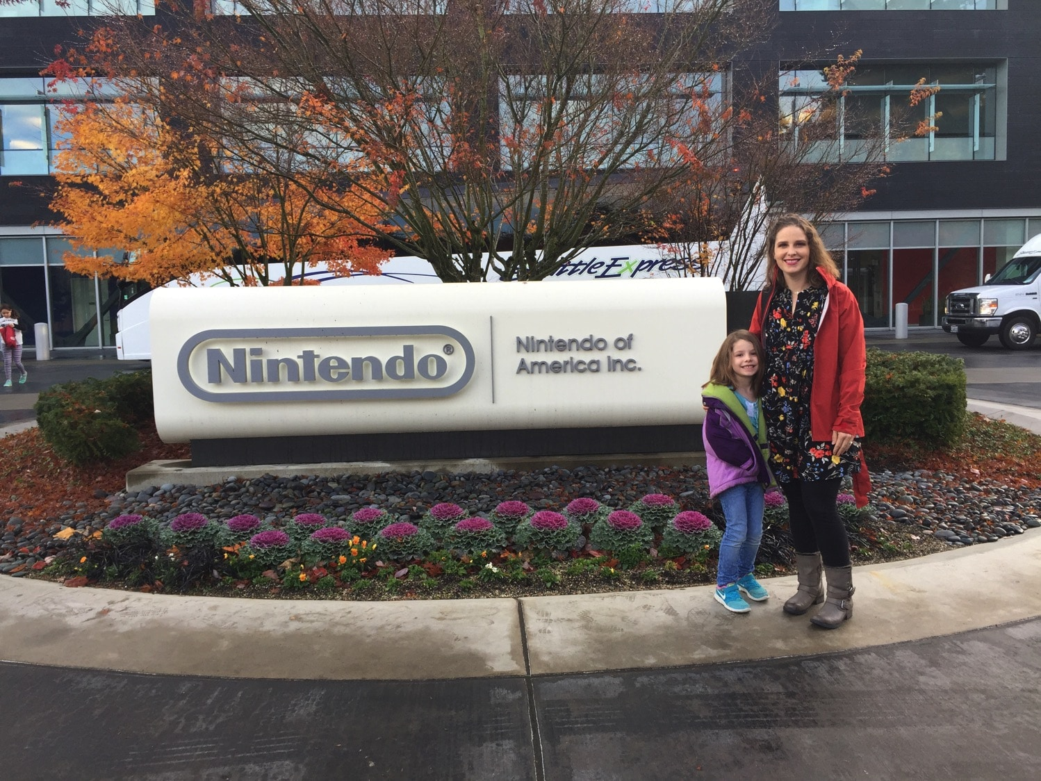 Mommy and ME Monday at Nintendo America