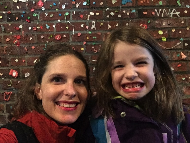 Seattle Adventures | Mommy and Me Monday | 404th ed