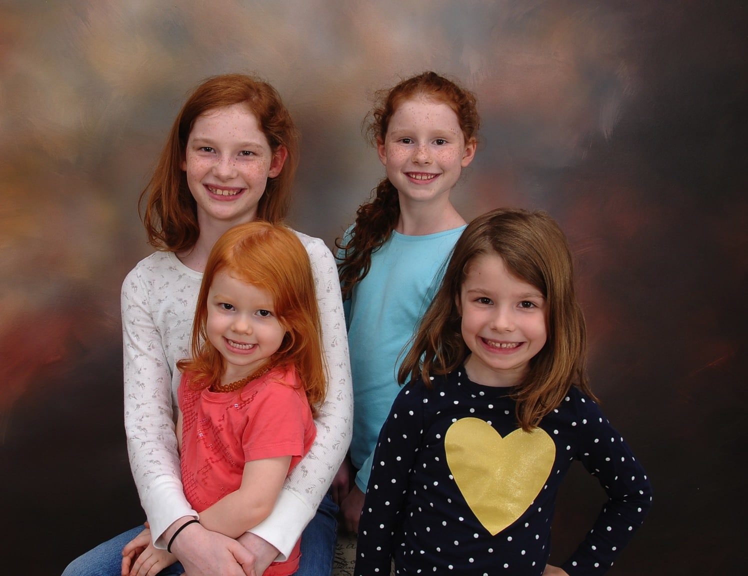 our four girls college savings