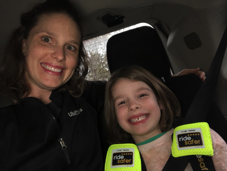 Ride Safer Harness