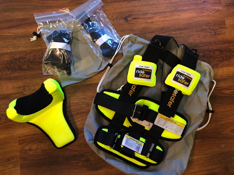 RideSafer Car Harness for Kids