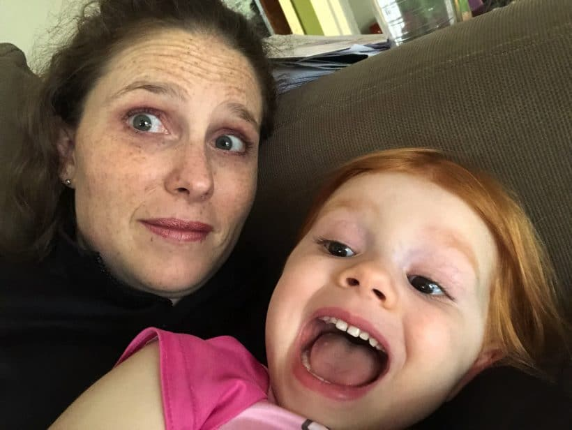 Faces with B | Mommy and Me Monday | 407th ed