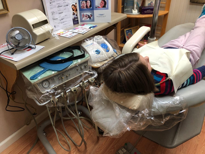 Kids Dentist vs family dentist