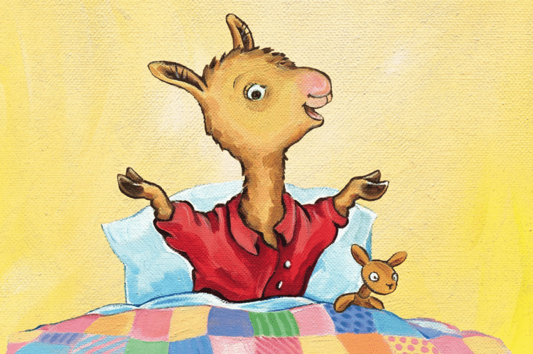 Llama Llama is coming to Netflix!!