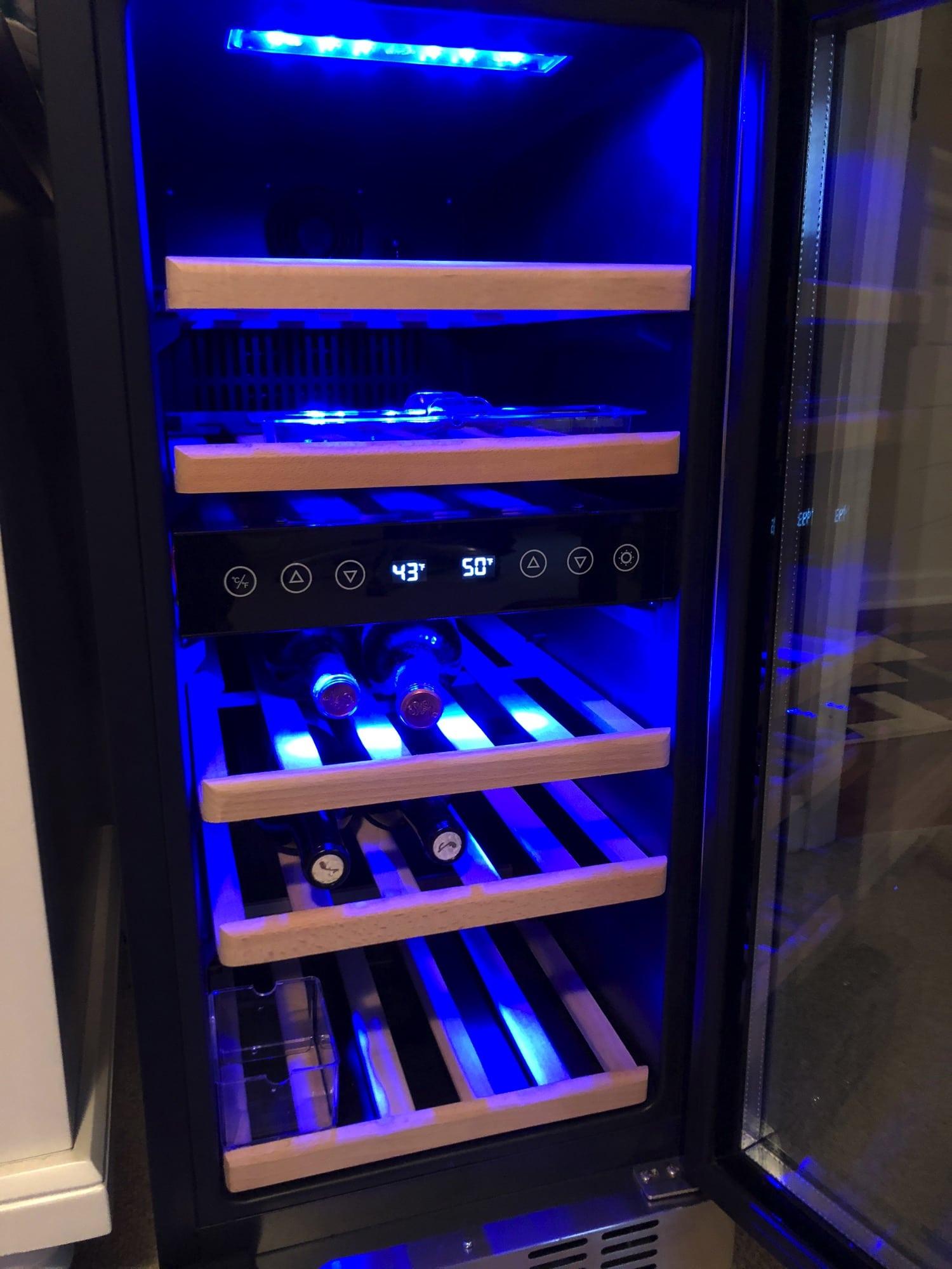 NewAir AWR-290DB Compressor Wine Cooler
