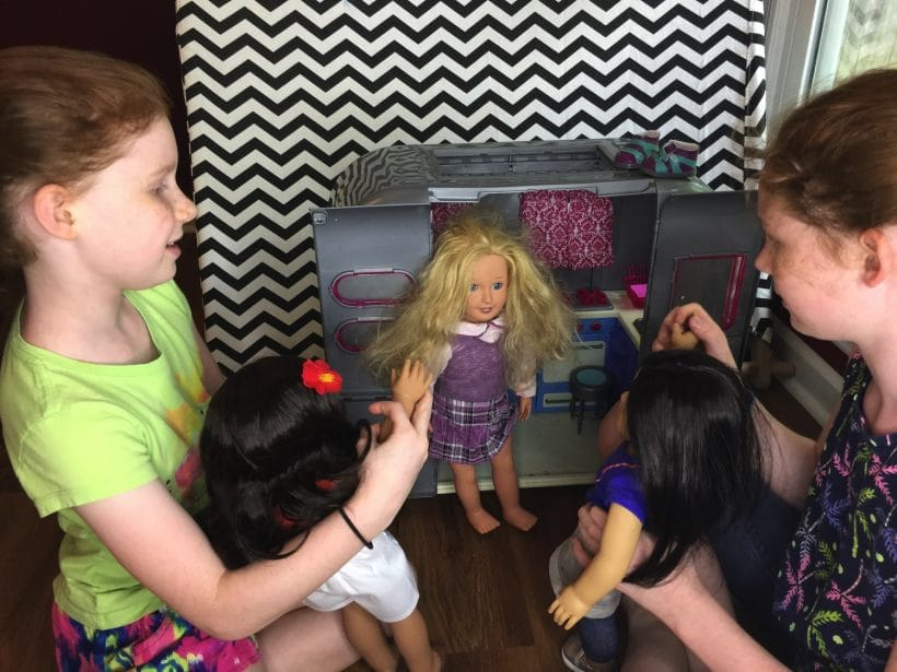 Our Generation Dolls Review