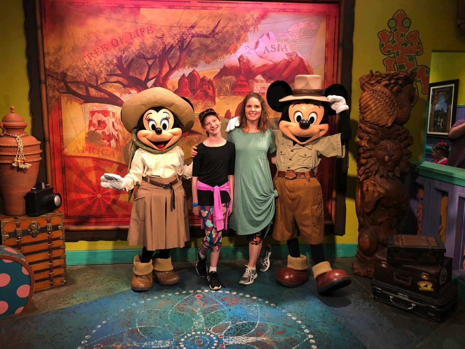Mommy and Me Monday with Mickey and Minnie