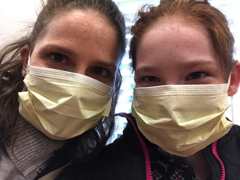 The sickness | Mommy and Me Monday | 417th ed