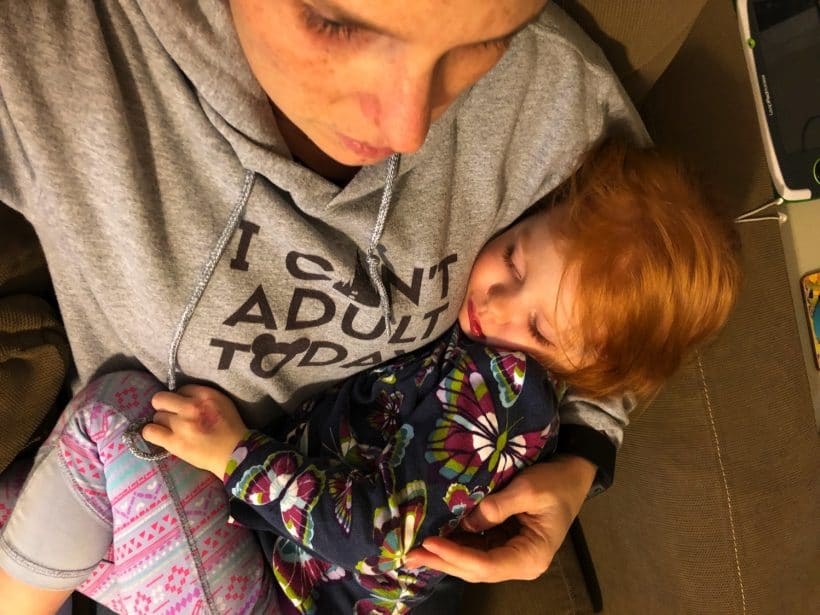 An odd week | Mommy and Me Monday | 418th ed