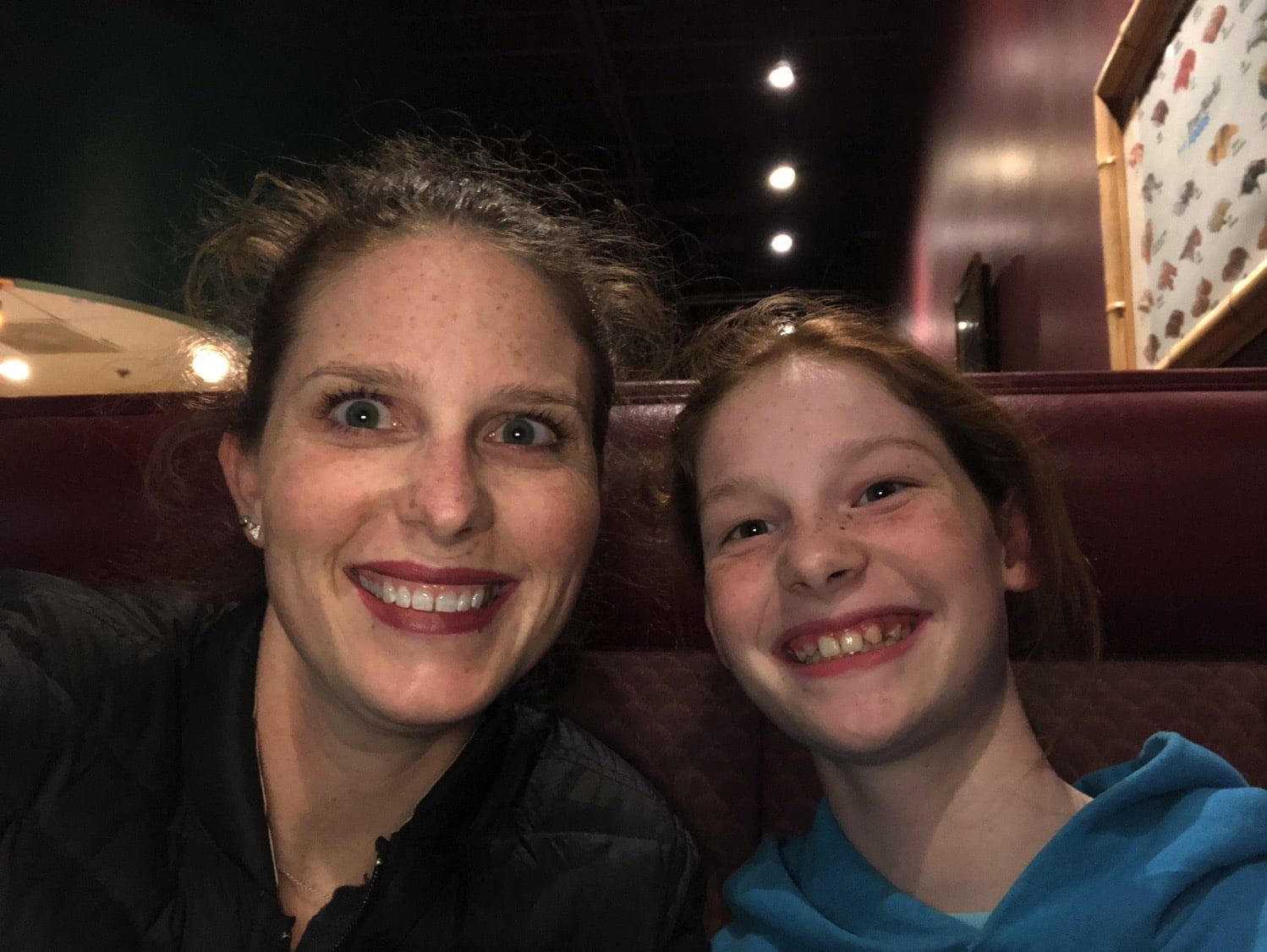 Middle school orientation Mommy and Me Monday