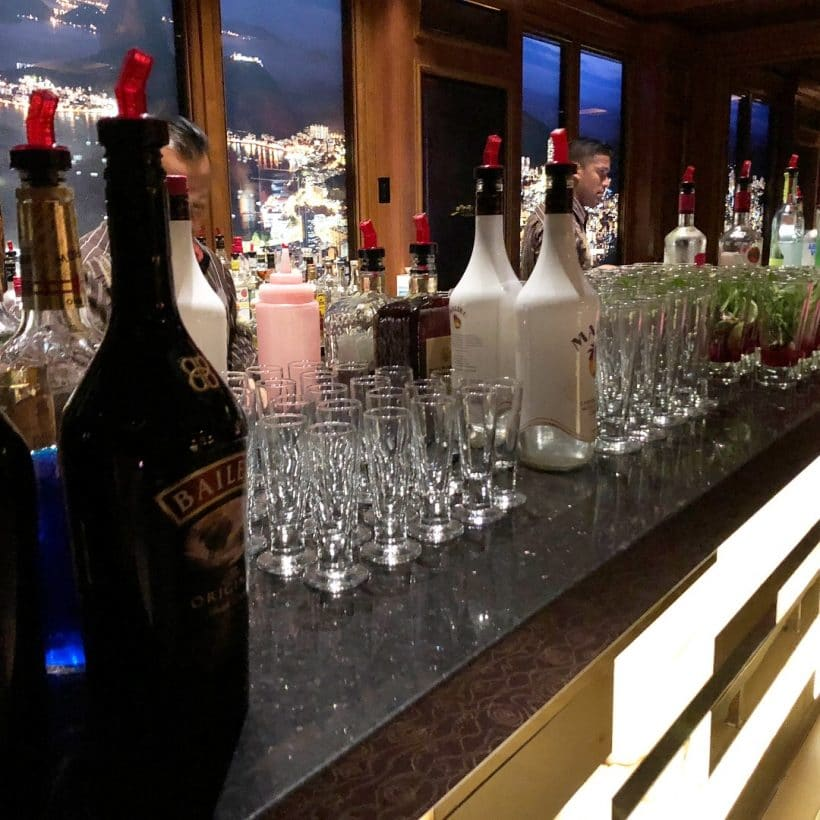 What to expect in the Mixology Class on the Disney Dream with Tasty Cruise Cocktail Recipes with VIDEO